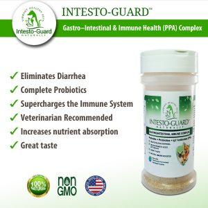Intesto–Guard™ 180g Powder for Pets (Case of 6)